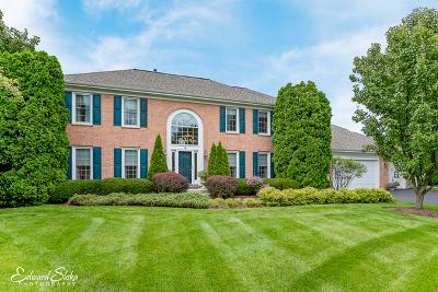 Algonquin Single Family Home For Sale: 4 Dryden Court