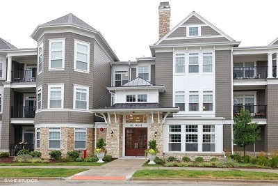 Hinsdale Condo/Townhouse Contingent: 50 West Kennedy Lane #204
