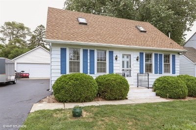 Downers Grove Single Family Home For Sale: 6231 Springside Avenue