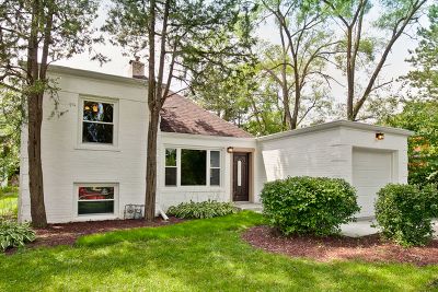 Highland Park Single Family Home For Sale: 1586 McCraren Road
