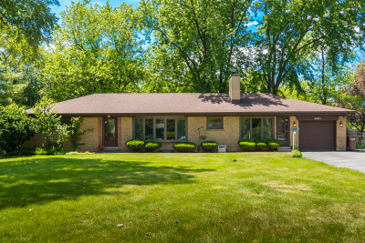 Bensenville Single Family Home Contingent: 3n574 West Avenue