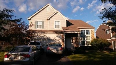 Aurora Single Family Home Contingent: 1772 Woodbury Lane