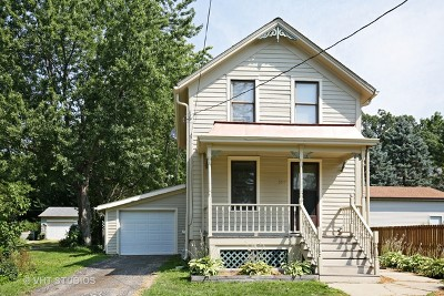 Elburn Single Family Home For Sale: 308 West Reader Street