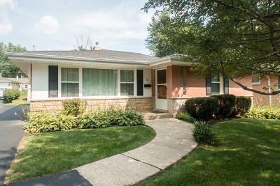 Wheaton Single Family Home Contingent: 131 North Pierce Avenue