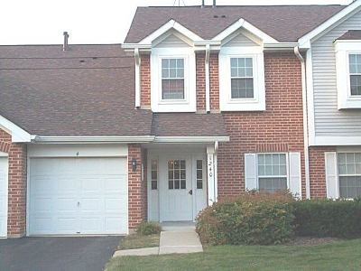 Roselle Condo/Townhouse Contingent: 1240 Winfield Court #4