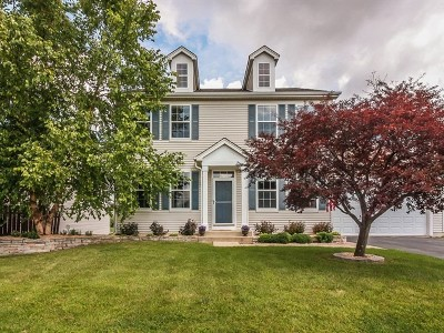 Cary Single Family Home For Sale: 235 Foxford Drive
