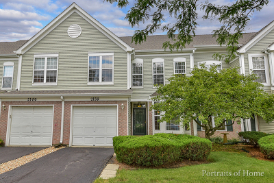 Plainfield Condo/Townhouse Contingent: 2158 Rossiter Parkway