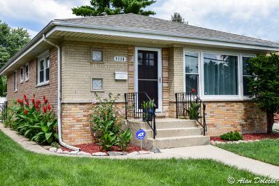 Franklin Park Single Family Home For Sale: 9130 Chestnut Avenue