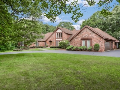 Palos Park Single Family Home For Sale: 12522 South Pawnee Road