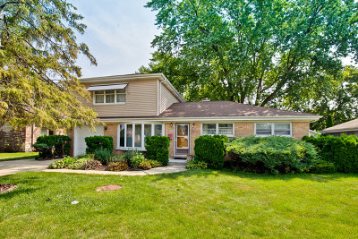Mount Prospect Single Family Home For Sale: 717 North Pine Street