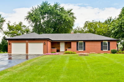 Hawthorn Woods Single Family Home For Sale: 211 Mooregate Trail