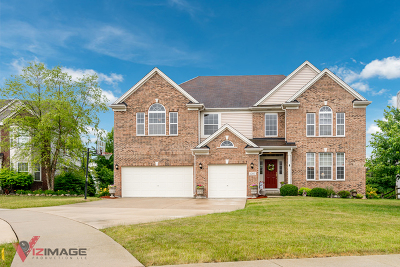 Lockport Single Family Home Price Change: 17857 Wilker Drive