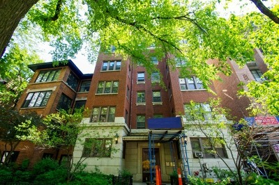 Cook County Condo/Townhouse Price Change: 647 West Sheridan Road #5D