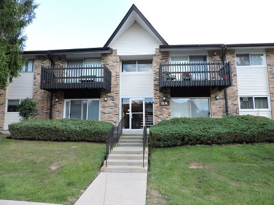 Willowbrook Condo/Townhouse For Sale: 11a Kingery Quarter #104