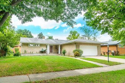 La Grange Park Single Family Home Contingent: 106 Scotdale Road