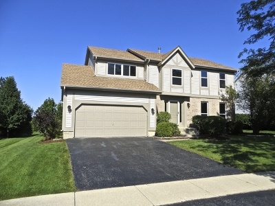 Mundelein Single Family Home Contingent: 1708 Harrison Avenue
