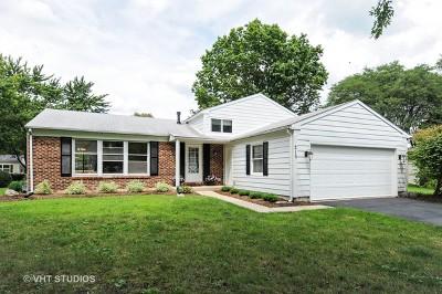 Old Farm Single Family Home For Sale: 215 Longridge Court