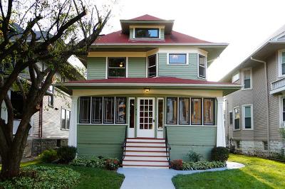 Oak Park Single Family Home Contingent: 419 South Humphrey Avenue