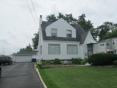 Melrose Park Single Family Home For Sale: 10137 McLean Avenue