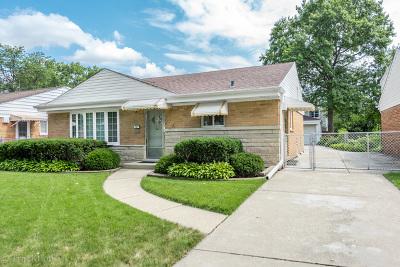 Elmhurst Single Family Home For Sale: 787 South Hawthorne Avenue
