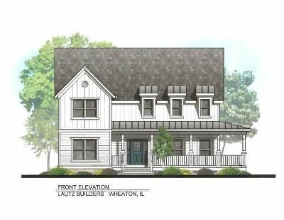 Wheaton Single Family Home For Sale: 103 West Lincoln Avenue