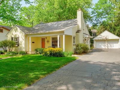 Downers Grove Single Family Home For Sale: 4608 Saratoga Avenue