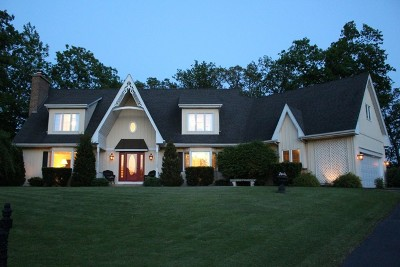 Winfield Single Family Home Contingent: 1s371 St Mihiel Drive