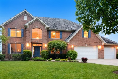Barrington Single Family Home For Sale: 1020 Oakland Drive