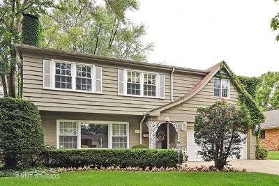 Mount Prospect Single Family Home For Sale: 408 South Na Wa Ta Avenue
