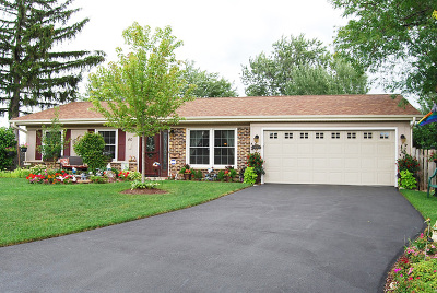 Old Mill Grove Single Family Home Contingent: 40 Burr Oak Court
