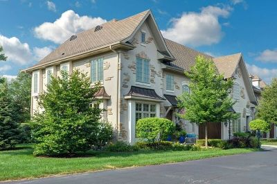 Oak Brook Condo/Townhouse For Sale: 19 Willow Crest Drive #19