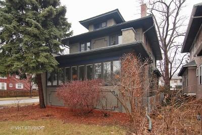 Oak Park Single Family Home For Sale: 735 Home Avenue