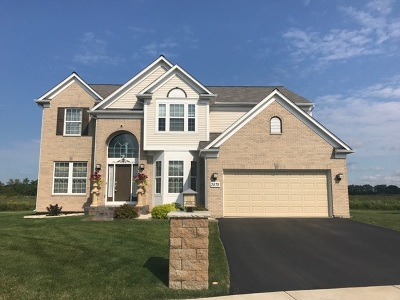 Carpentersville Single Family Home For Sale: 3575 Edgewood Court