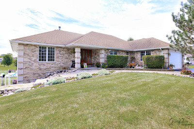 Johnsburg Single Family Home For Sale: 5314 Autumn Way