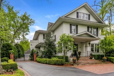 Hinsdale Single Family Home For Sale: 415 South Park Avenue