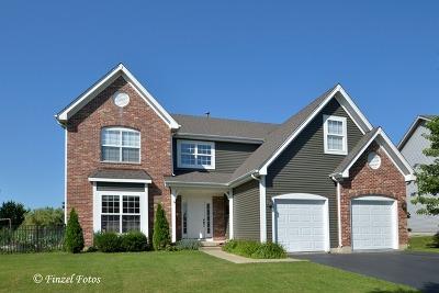Crystal Lake Single Family Home For Sale: 1321 Boxwood Drive