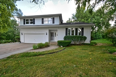 Johnsburg IL Single Family Home For Sale: $267,900