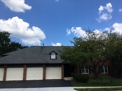 Willowbrook Condo/Townhouse Contingent: 242 Stanhope Drive #C