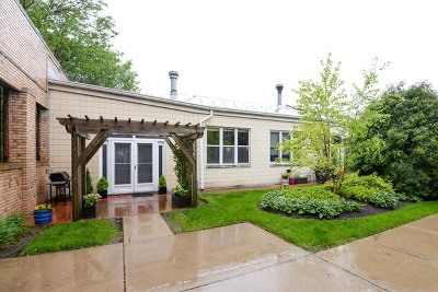Cook County Condo/Townhouse Contingent: 5823 North Ravenswood Avenue #106
