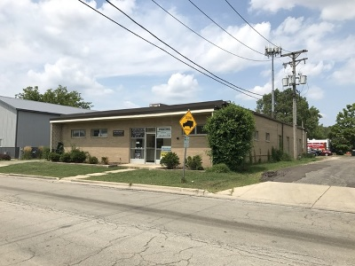 Wheaton Commercial For Sale: 805 West Liberty Drive