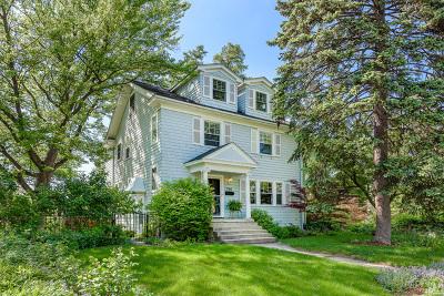 Glen Ellyn Single Family Home For Sale: 796 Forest Avenue
