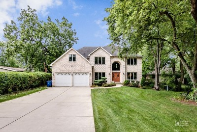 Willowbrook Single Family Home For Sale: 7822 Virginia Court