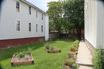 Chicago Residential Lots & Land Re-Activated: 1664 North Richmond Street