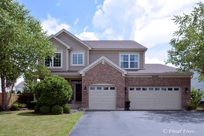 Huntley Single Family Home Re-activated: 10224 Mayflower Lane