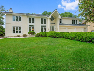 Downers Grove Single Family Home For Sale: 3402 Hickory Trail