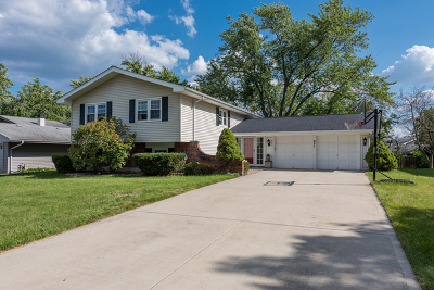 Glen Ellyn Single Family Home Price Change: 21w631 Kensington Road