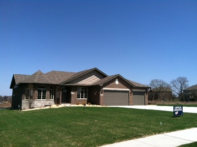 Mokena Single Family Home For Sale: 12409 Palmira Court