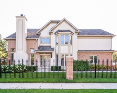 Palatine Condo/Townhouse For Sale: 892 West Goodrich Place
