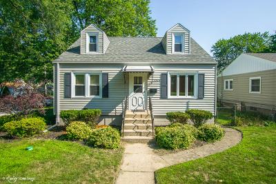 Lansing Single Family Home For Sale: 3344 186th Street