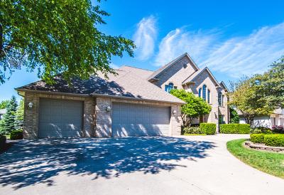 Darien Single Family Home For Sale: 1614 Darien Club Drive